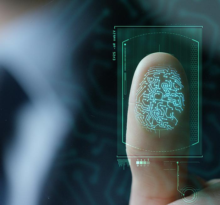 Biometric identity_shutterstock_596722127