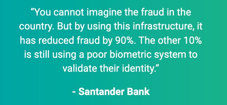 Santander Bank Case Study